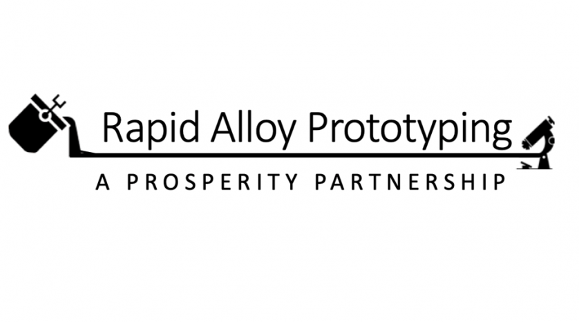 The EPSRC Prosperity Partnership in Rapid Alloy Prototyping