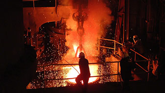 Process Evolution in the Steel Industry